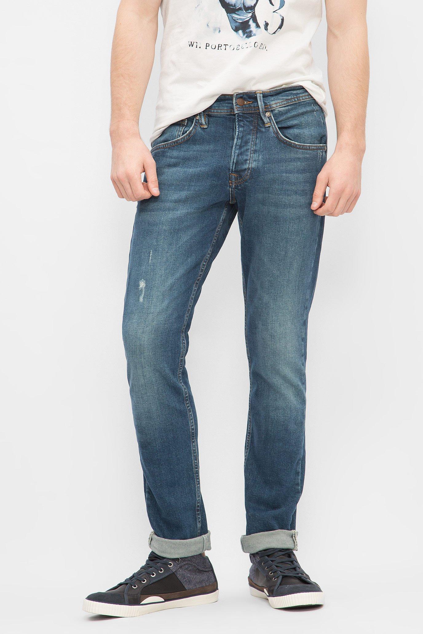 Купить Мужские синие джинсы CASH HRTG Pepe Jeans Pepe Jeans PM2023882 –  Киев a8ecec042a