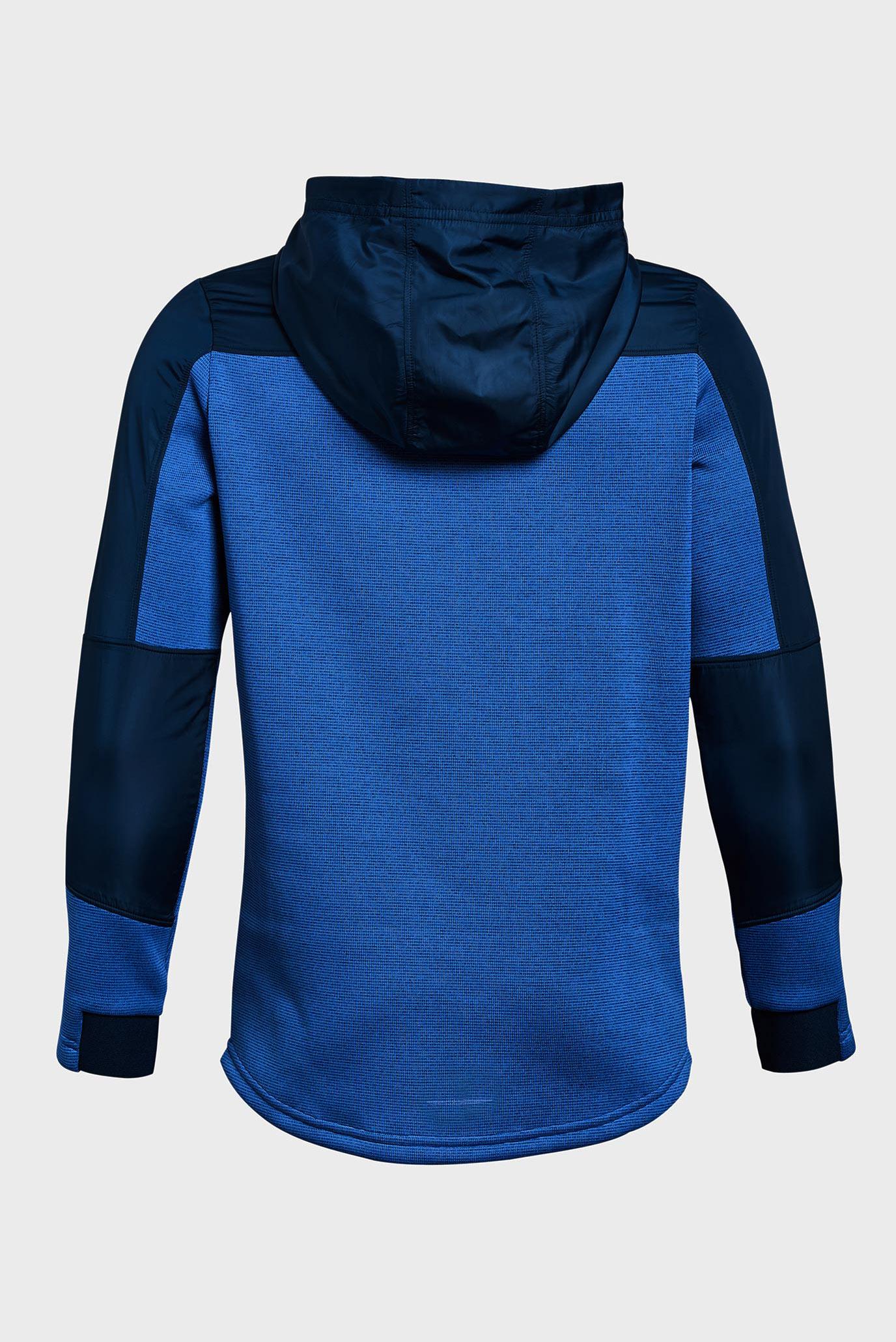 Купить Детская синяя куртка Swacket Under Armour Under Armour 1318266-400 – Киев, Украина. Цены в интернет магазине MD Fashion