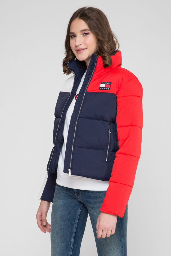 Женская куртка TJW COLORBLOCK PUFFA