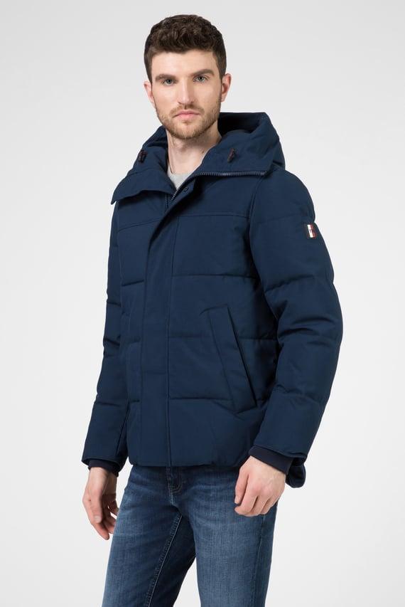 Мужская темно-синяя куртка HEAVY CANVAS
