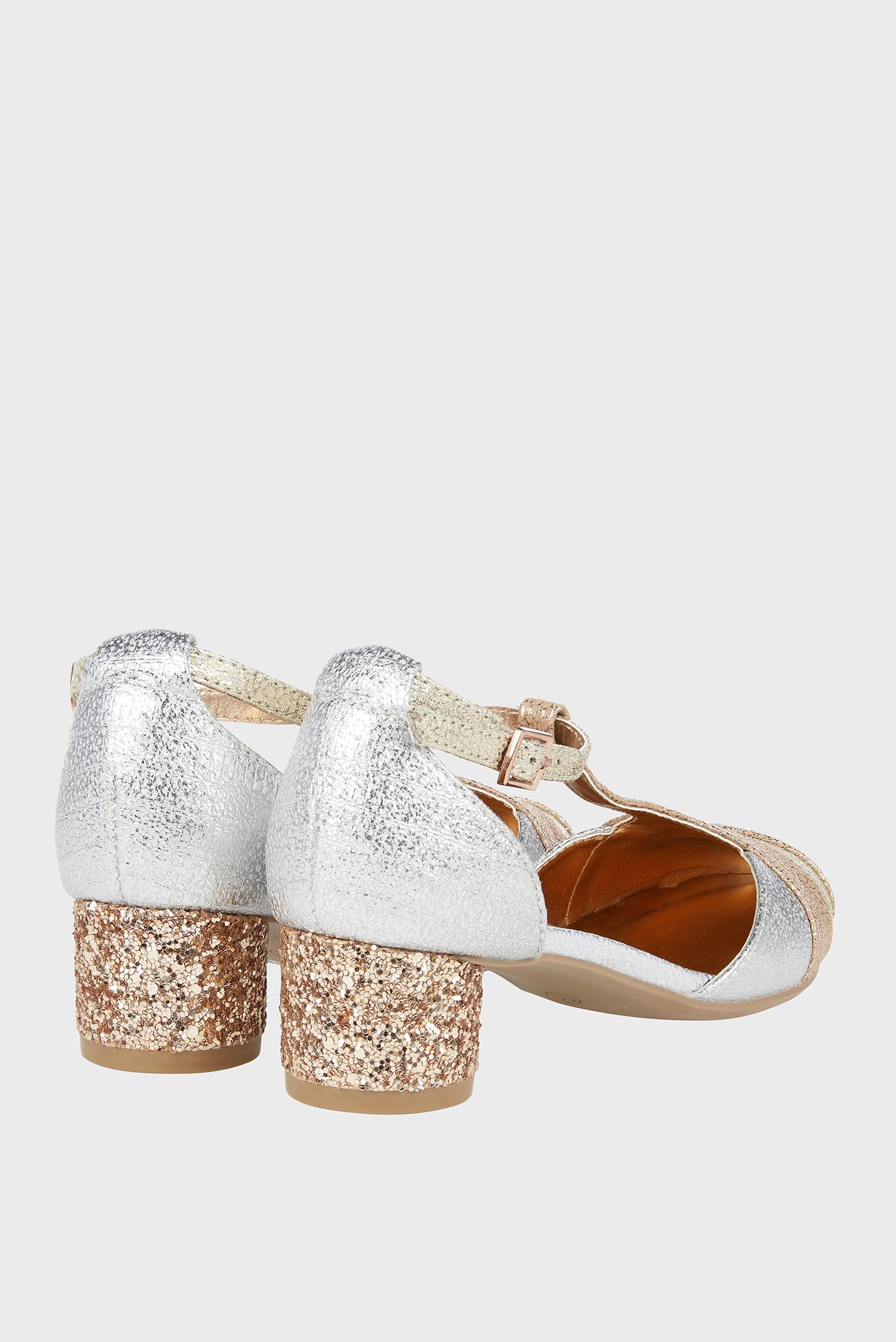 f672ccdb Купить Детские золотистые туфли Monsoon Children Monsoon Children 311037 –  Киев, Украина. Цены в интернет магазине MD Fashion