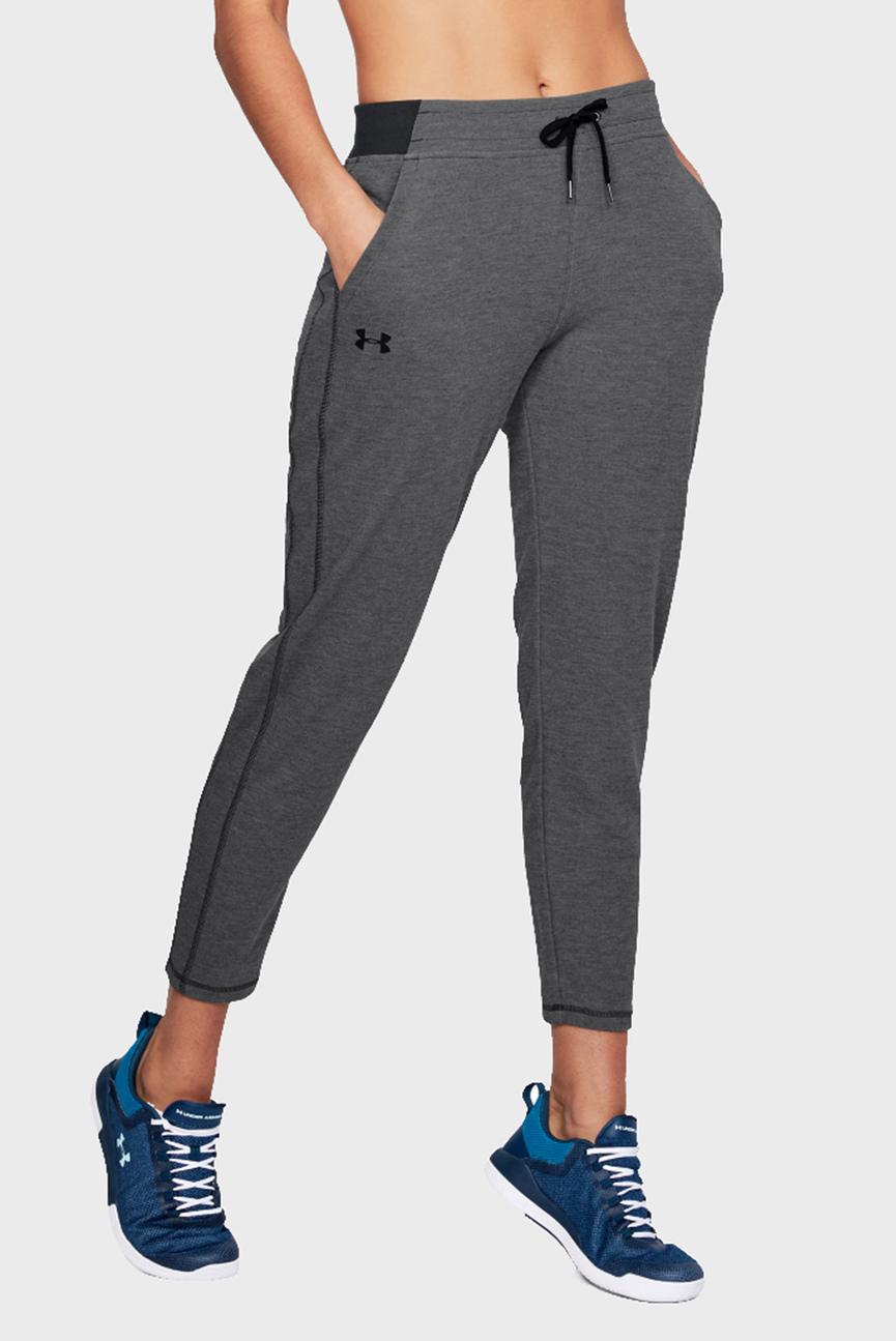 Женские серые брюки Threadborne Train Pant
