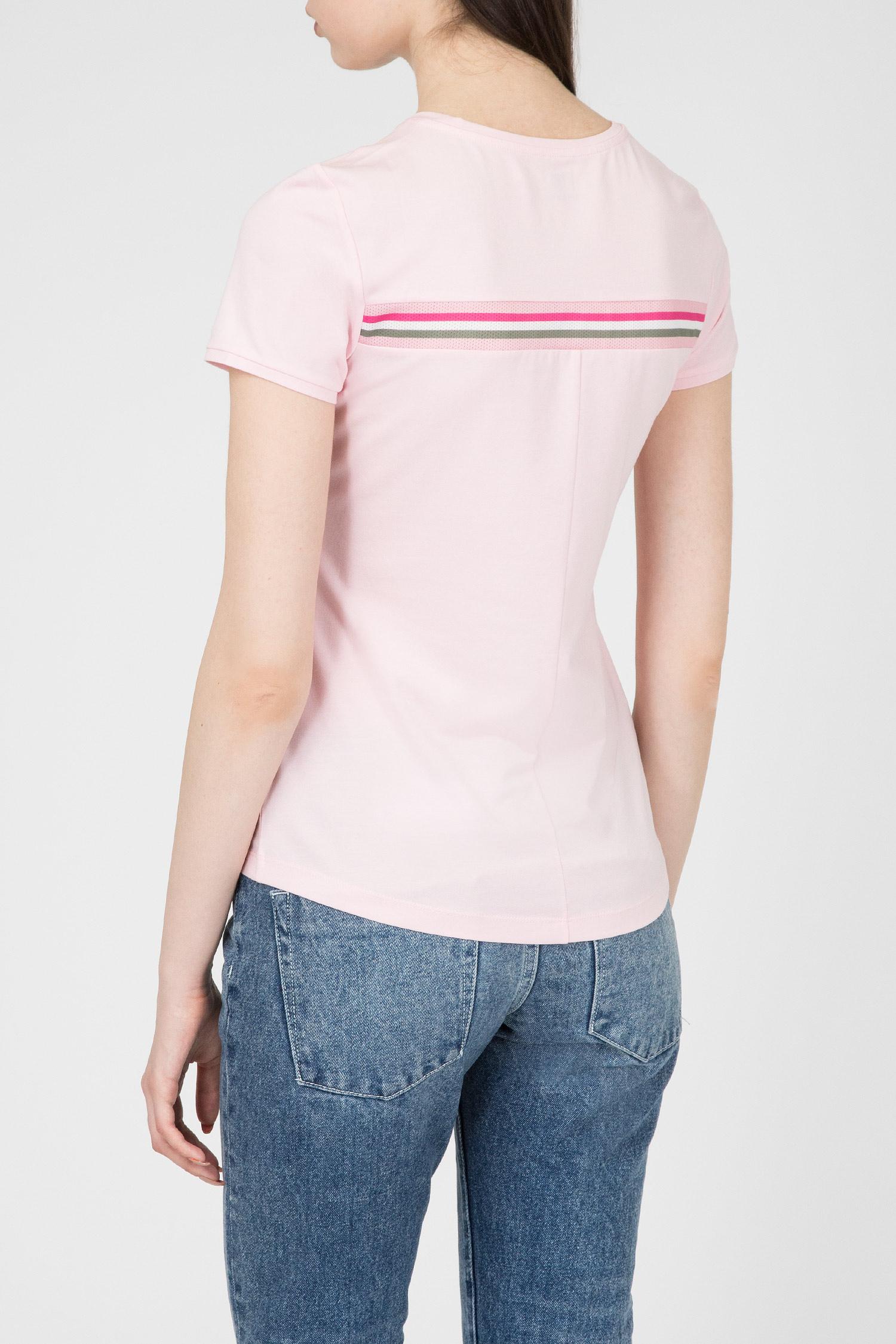 Купить Женская розовая футболка Bogner (F+I) Bogner (F+I) 5494-2215-602 – Киев, Украина. Цены в интернет магазине MD Fashion
