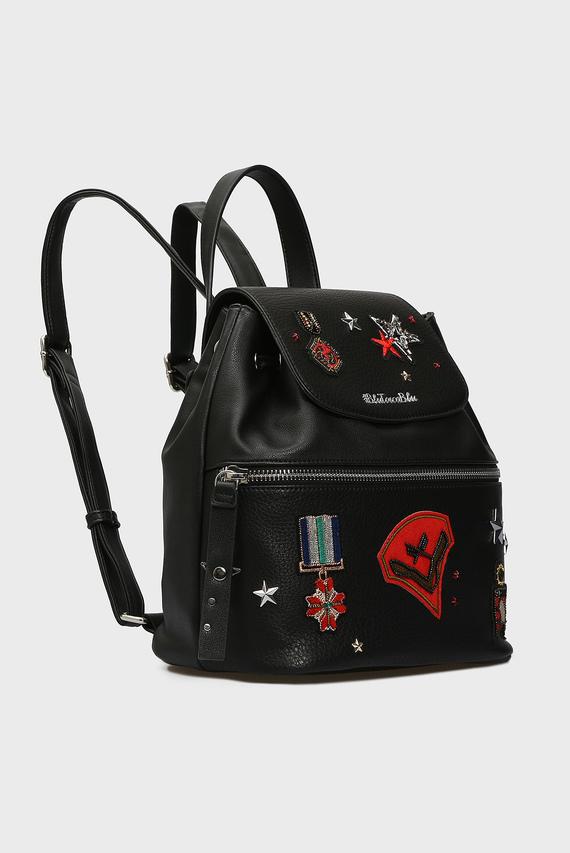 Женский черный рюкзак ARMY