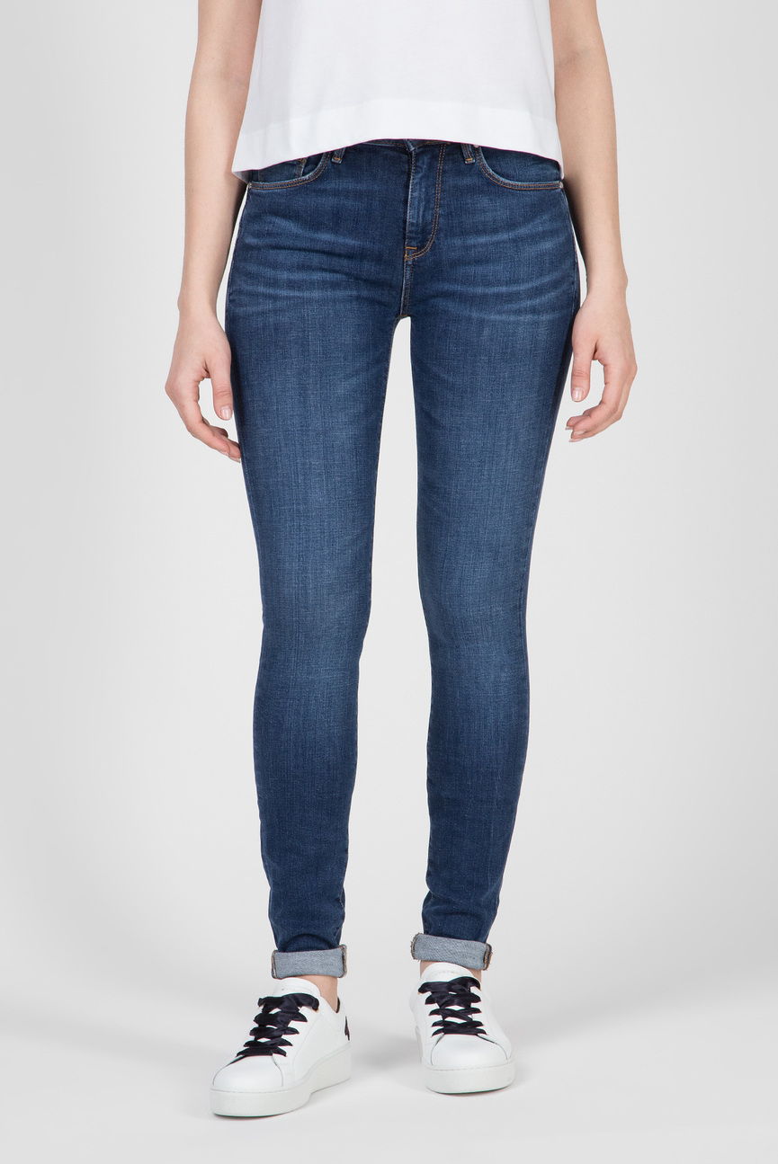 Женские синие джинсы COMO RW VENUS