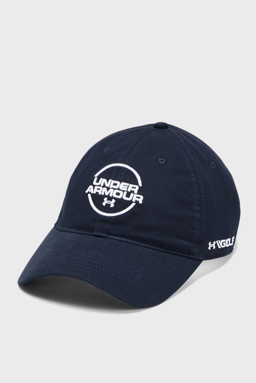 Мужская синяя кепка Men's JS Washed Cotton Cap