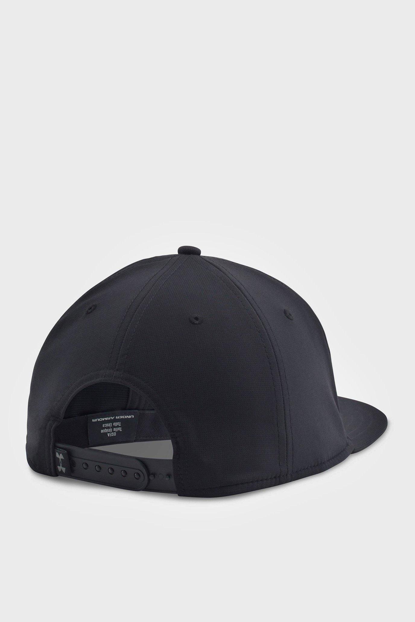 Купить Мужская черная кепка Men's UA SC30 Core Cap Under Armour Under Armour 1286973-001 – Киев, Украина. Цены в интернет магазине MD Fashion