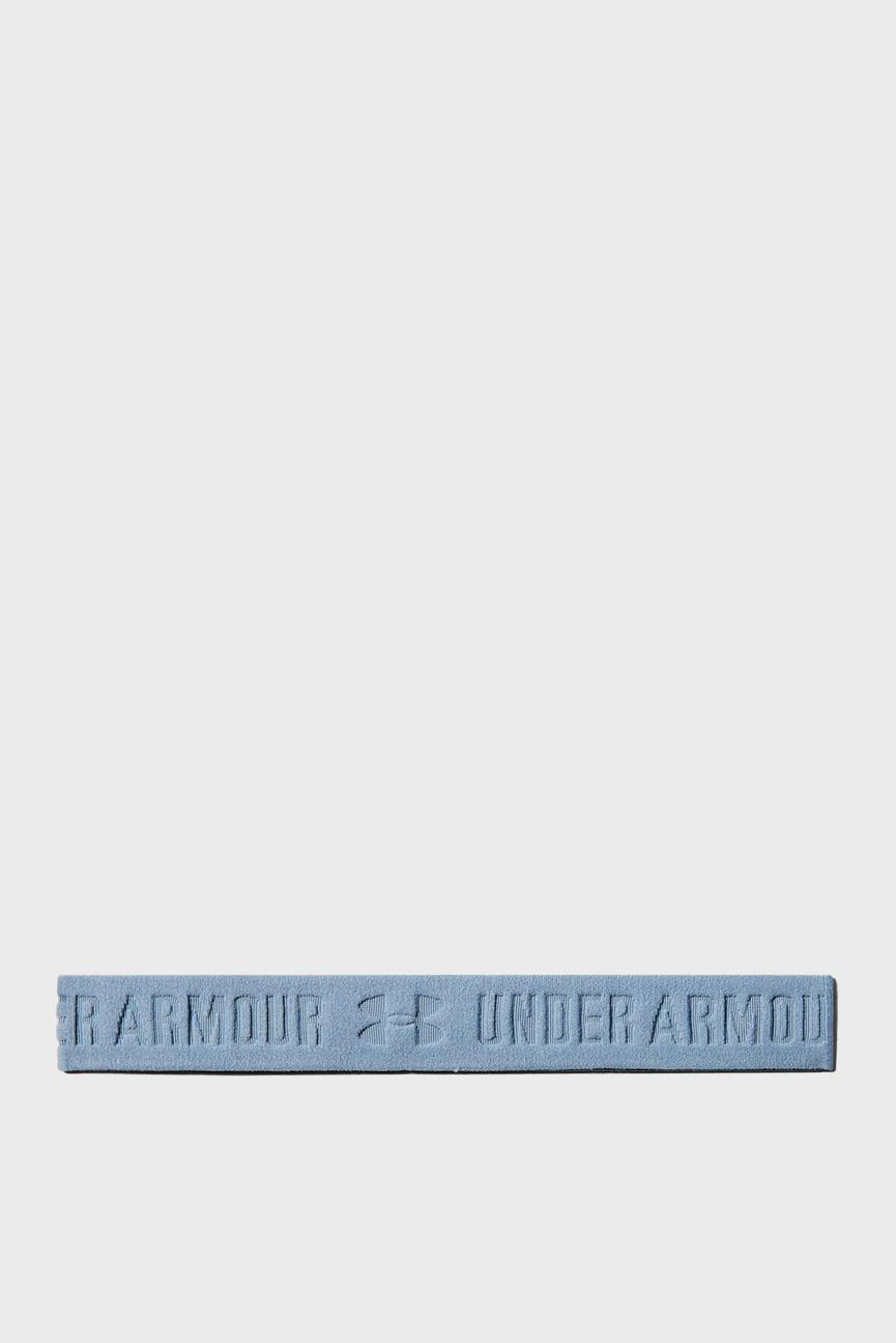 Женская голубая повязка ArmourGrip Wordmark HB