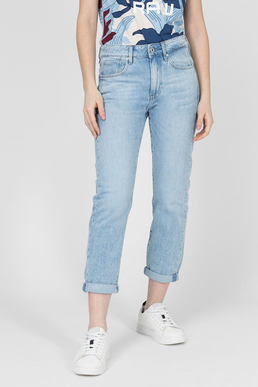 Женские голубые джинсы 3301