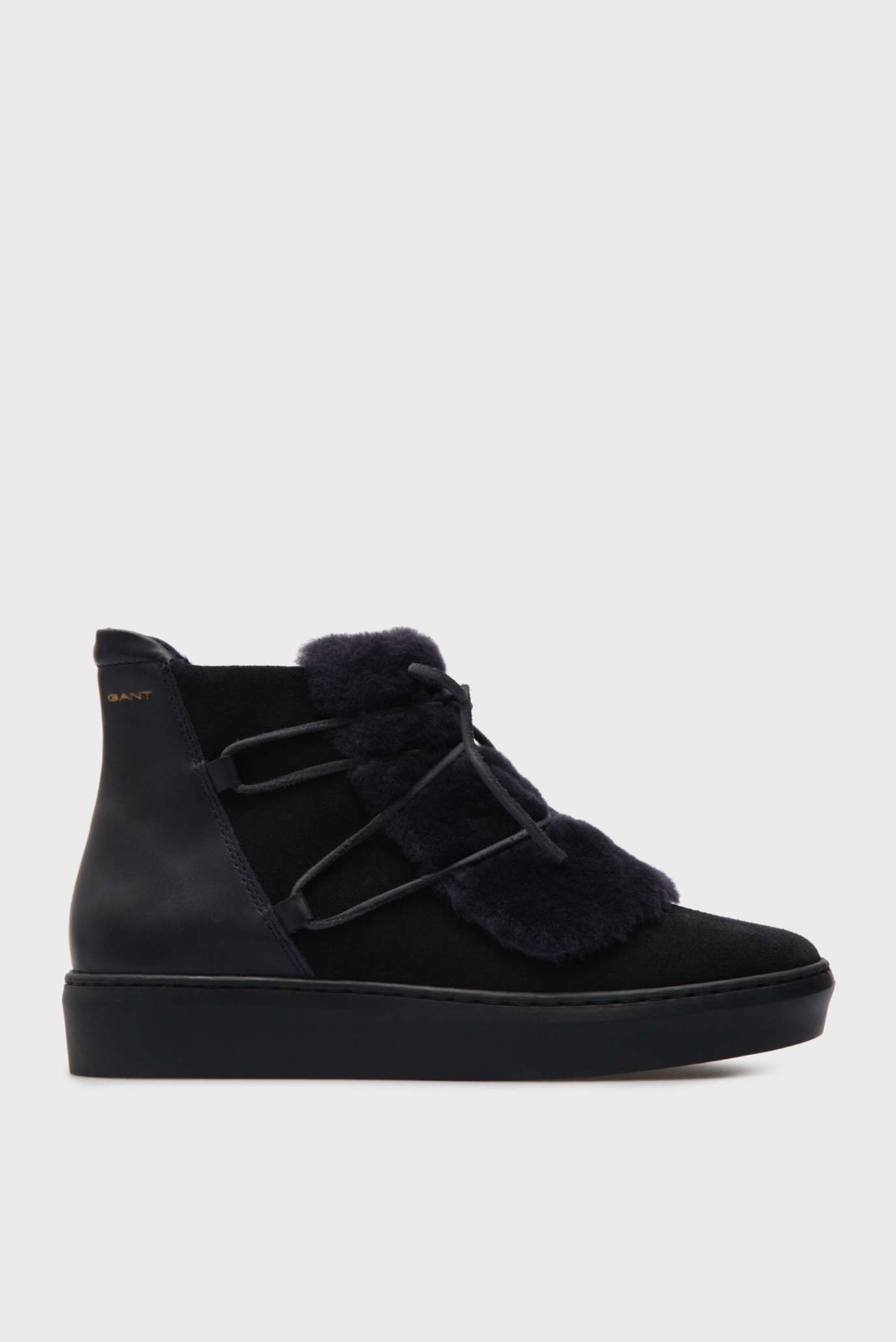 7a190e5d8 Купить Женские синие замшевые ботинки Gant Gant 15533089 – Киев, Украина.  Цены в интернет магазине MD Fashion