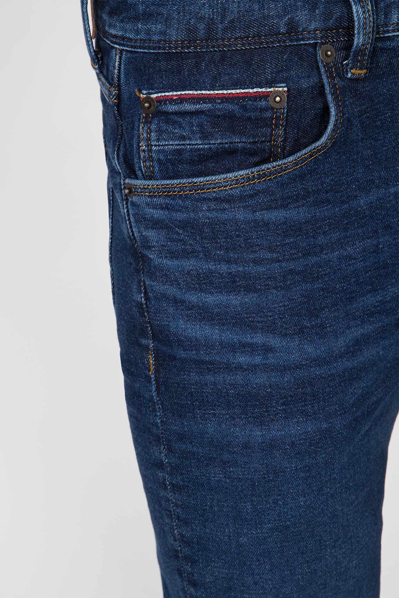 Купить Мужские синие джинсы Tommy Hilfiger Tommy Hilfiger MW0MW07062 – Киев, Украина. Цены в интернет магазине MD Fashion