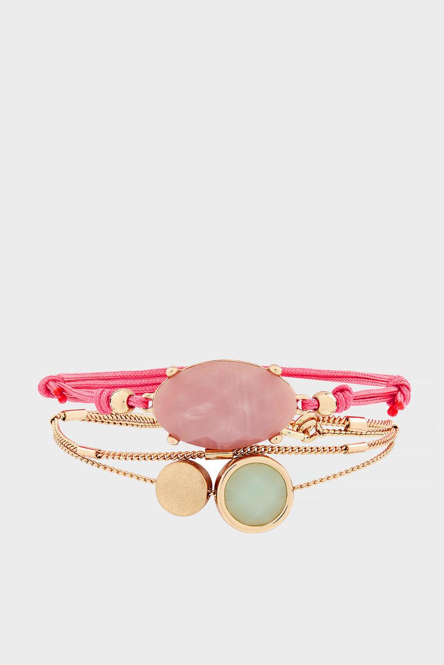 Женский розовый браслет AMALFI FRIENDSHIP PA