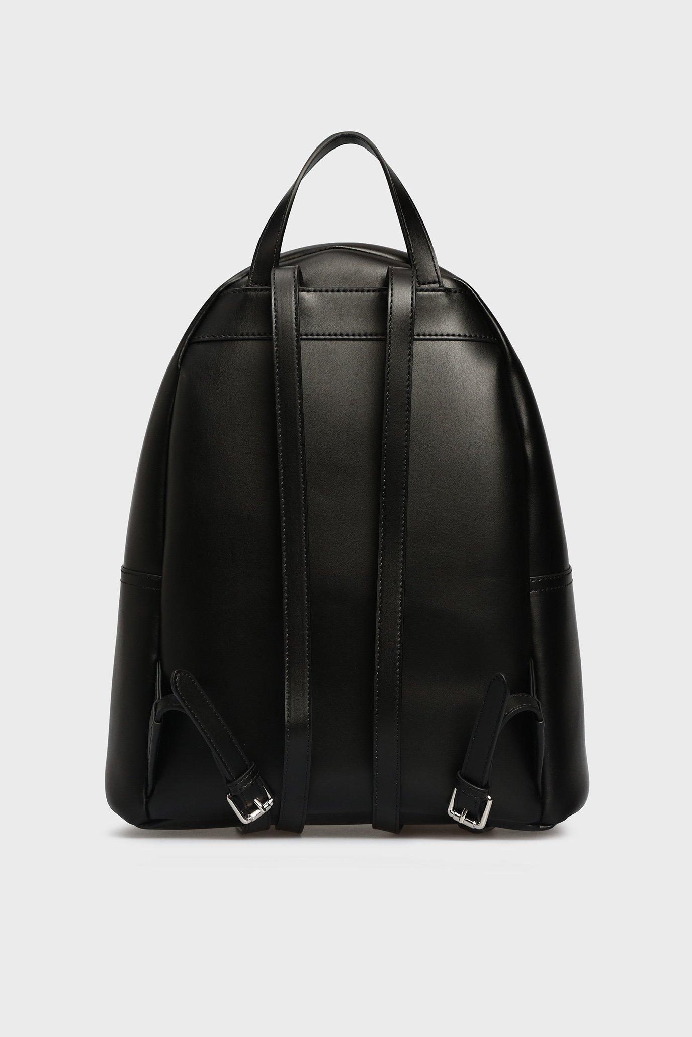 Женский черный рюкзак EMMA Trussardi Jeans