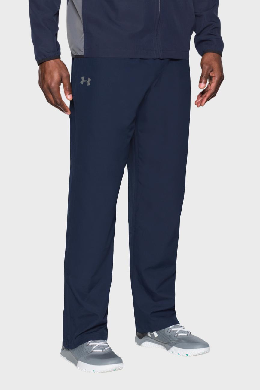 Мужские темно-синие спортивные брюки Under Armour Vital Woven Pant