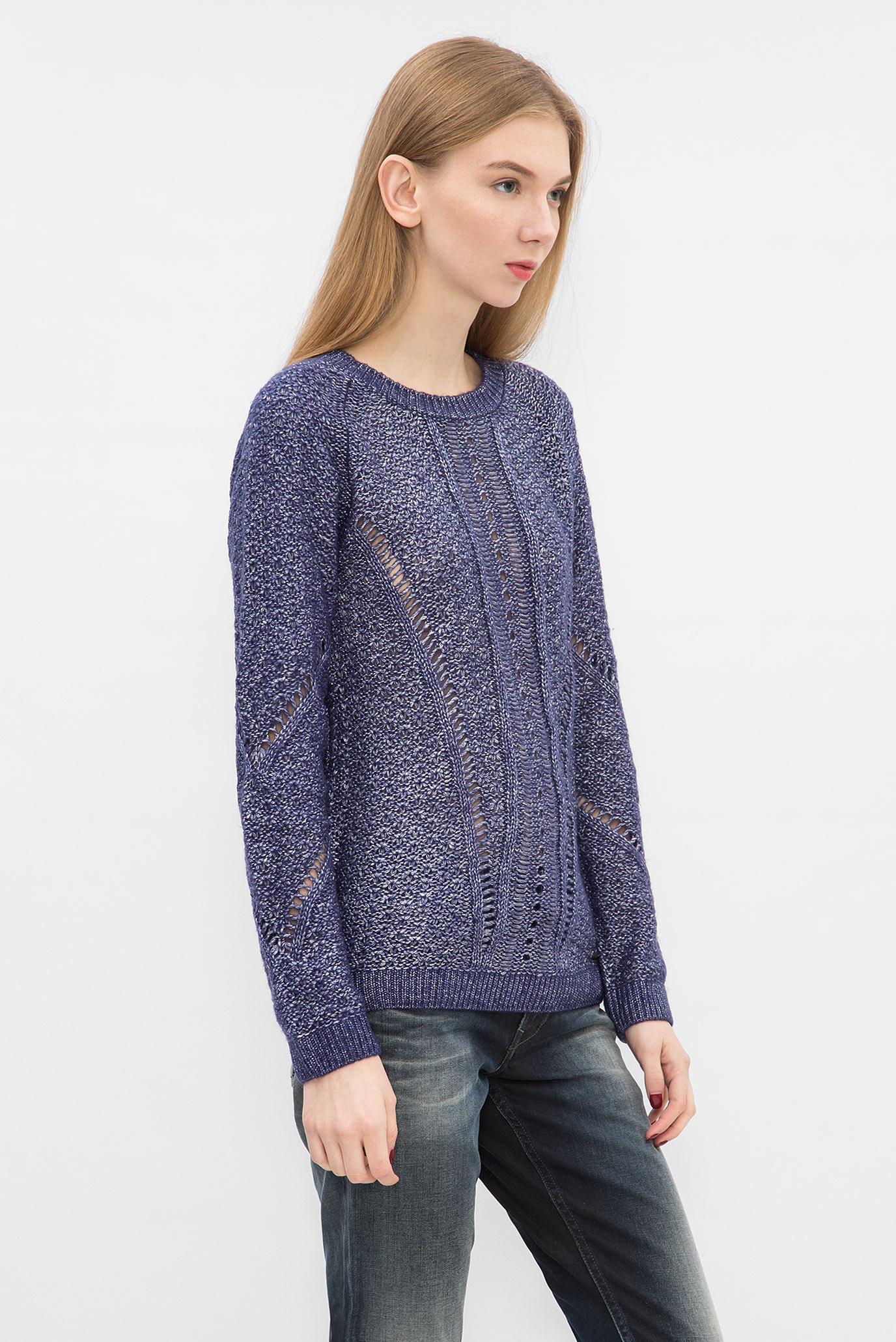 Купить Женский синий свитер Pepe Jeans Pepe Jeans PL700900 – Киев, Украина. Цены в интернет магазине MD Fashion