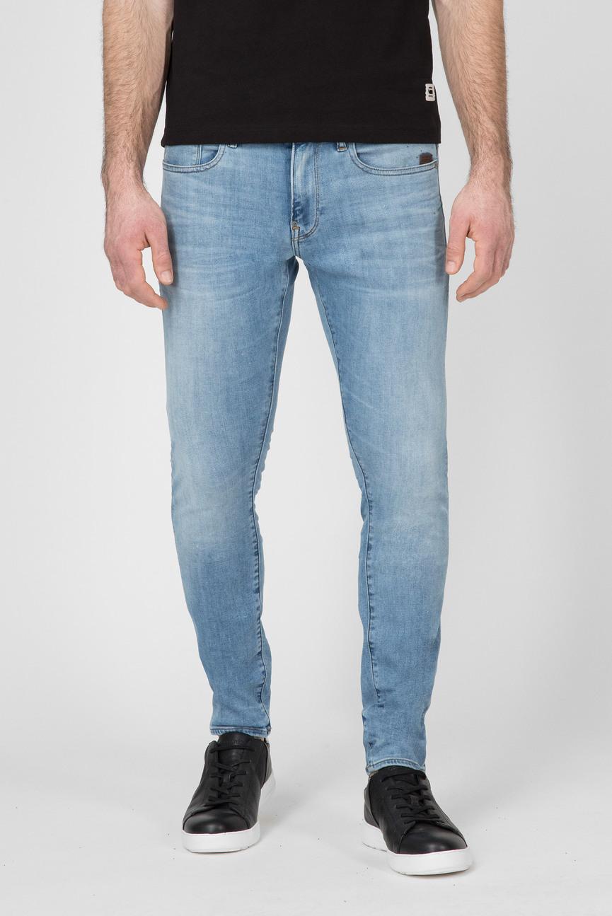 Мужские голубые джинсы REVEND