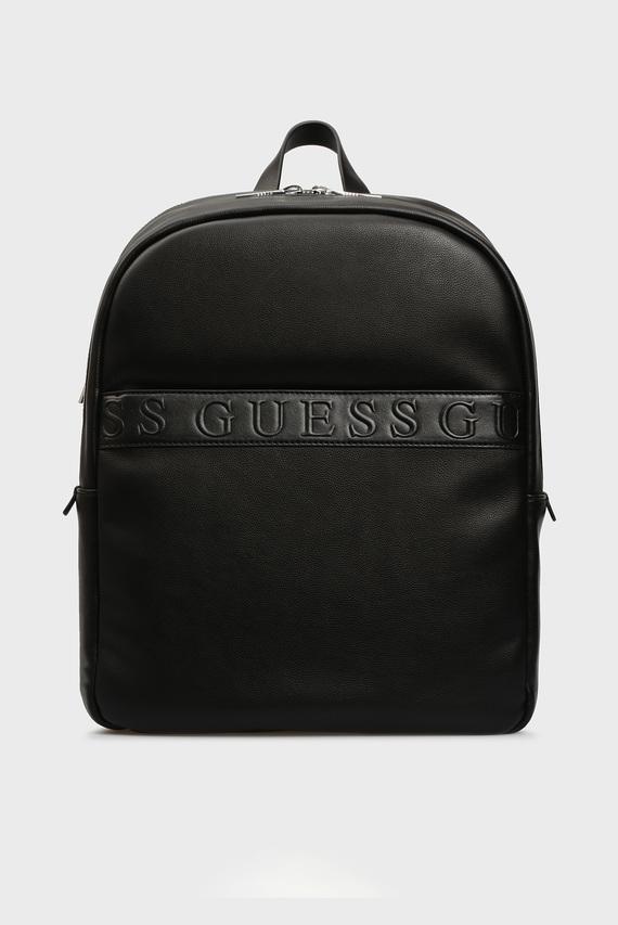 Мужской черный рюкзак DAN