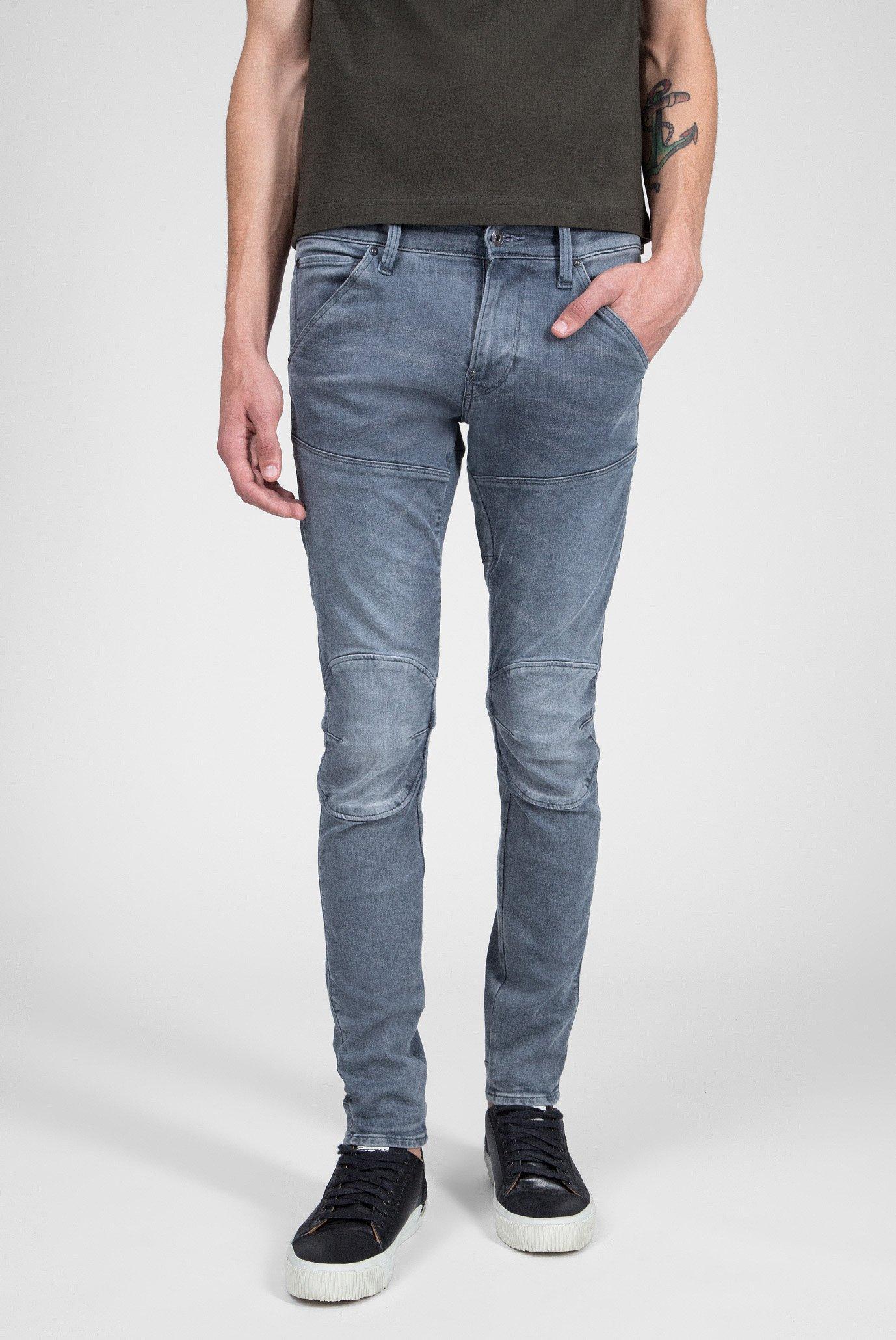 Купить Мужские голубые джинсы 5620 3D Skinny G-Star RAW G-Star RAW 51026,9882 – Киев, Украина. Цены в интернет магазине MD Fashion