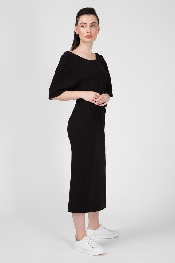 Женское черное платье Bohdana