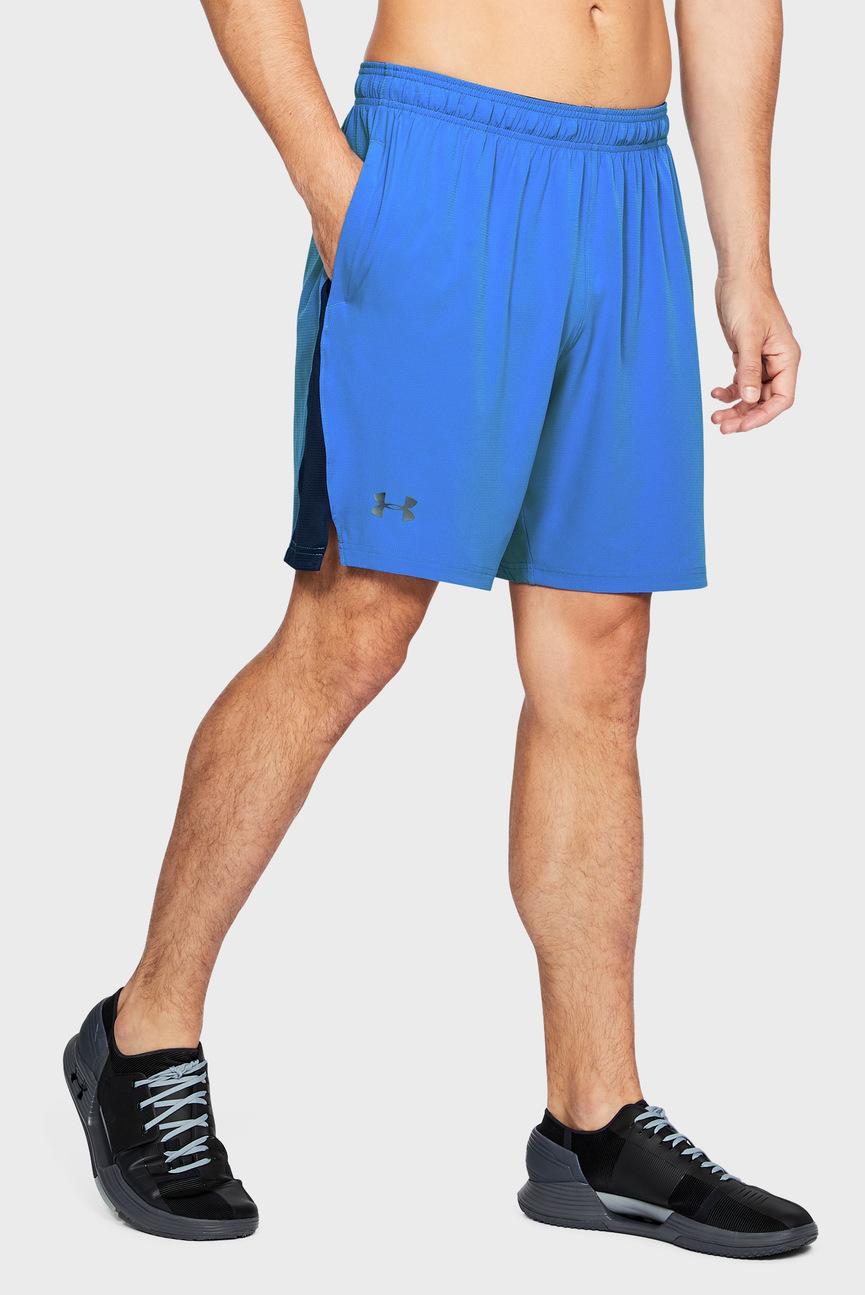 Мужские синие шорты CAGE SHORT