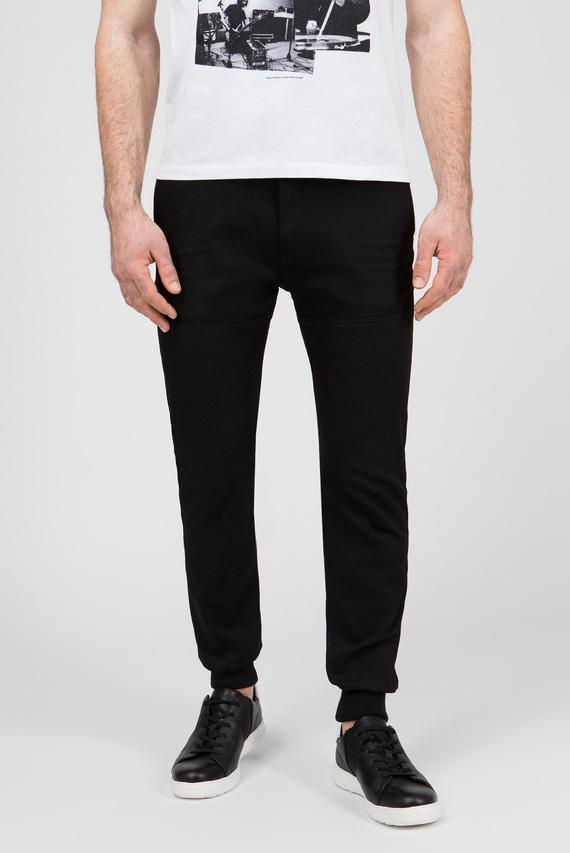 Мужские черные джинсы DYAGO