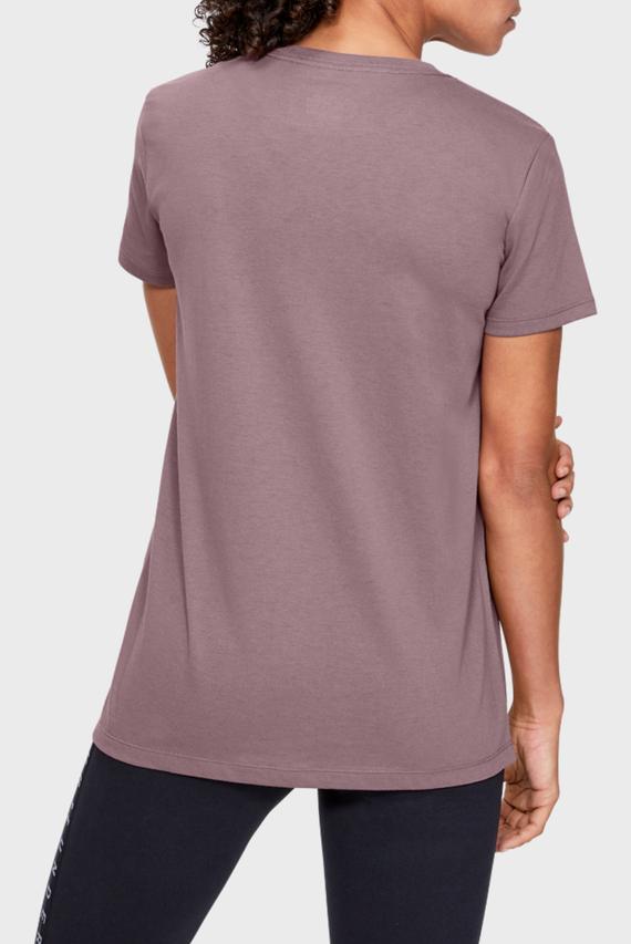 Женская фиолетовая футболка GRAPHIC SPORTSTYLE CLASSIC CREW-PNK