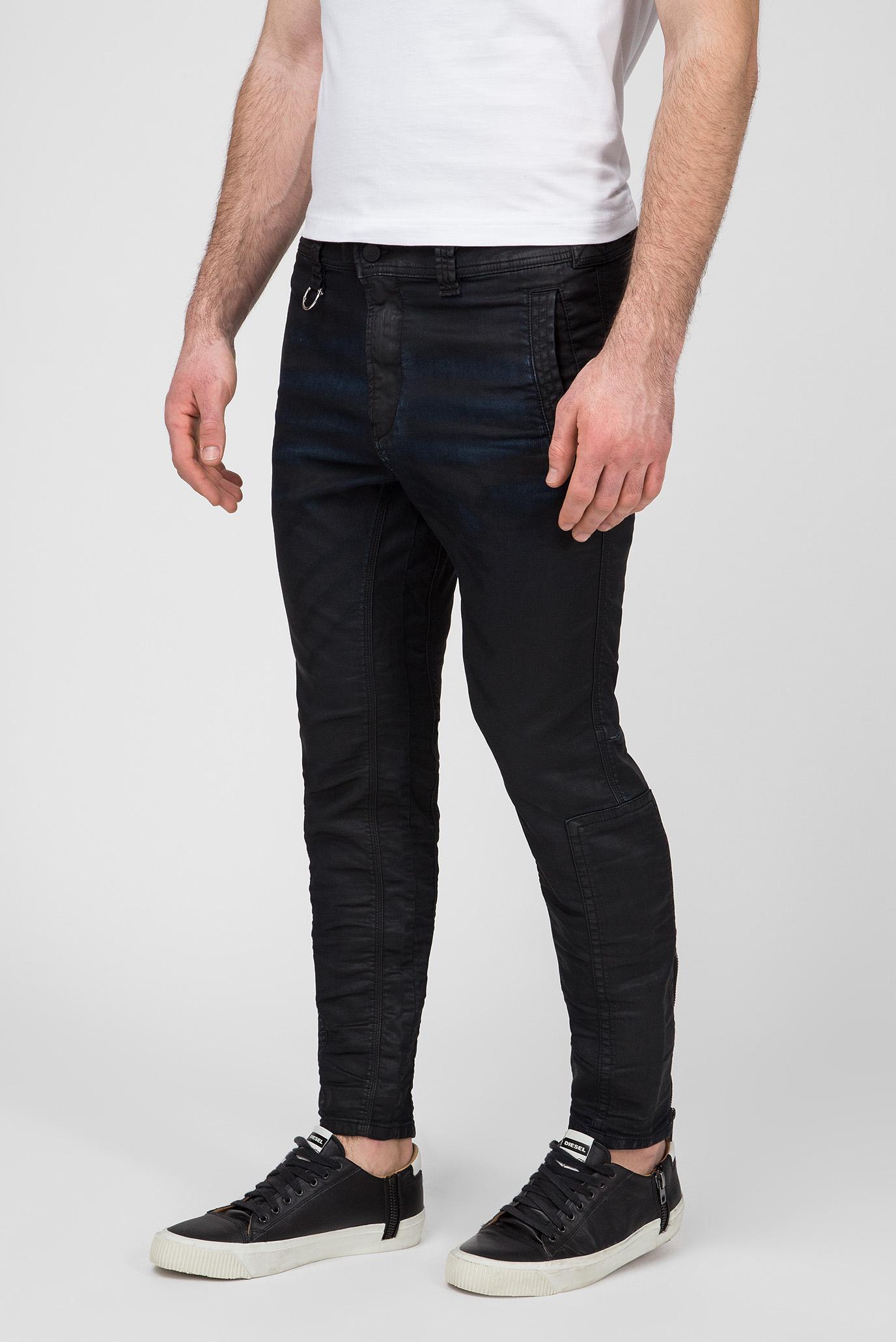 Купить Мужские черные джинсы D-EARBY-NE Sweat Jeans Diesel Diesel 00SPUF 0688U – Киев, Украина. Цены в интернет магазине MD Fashion