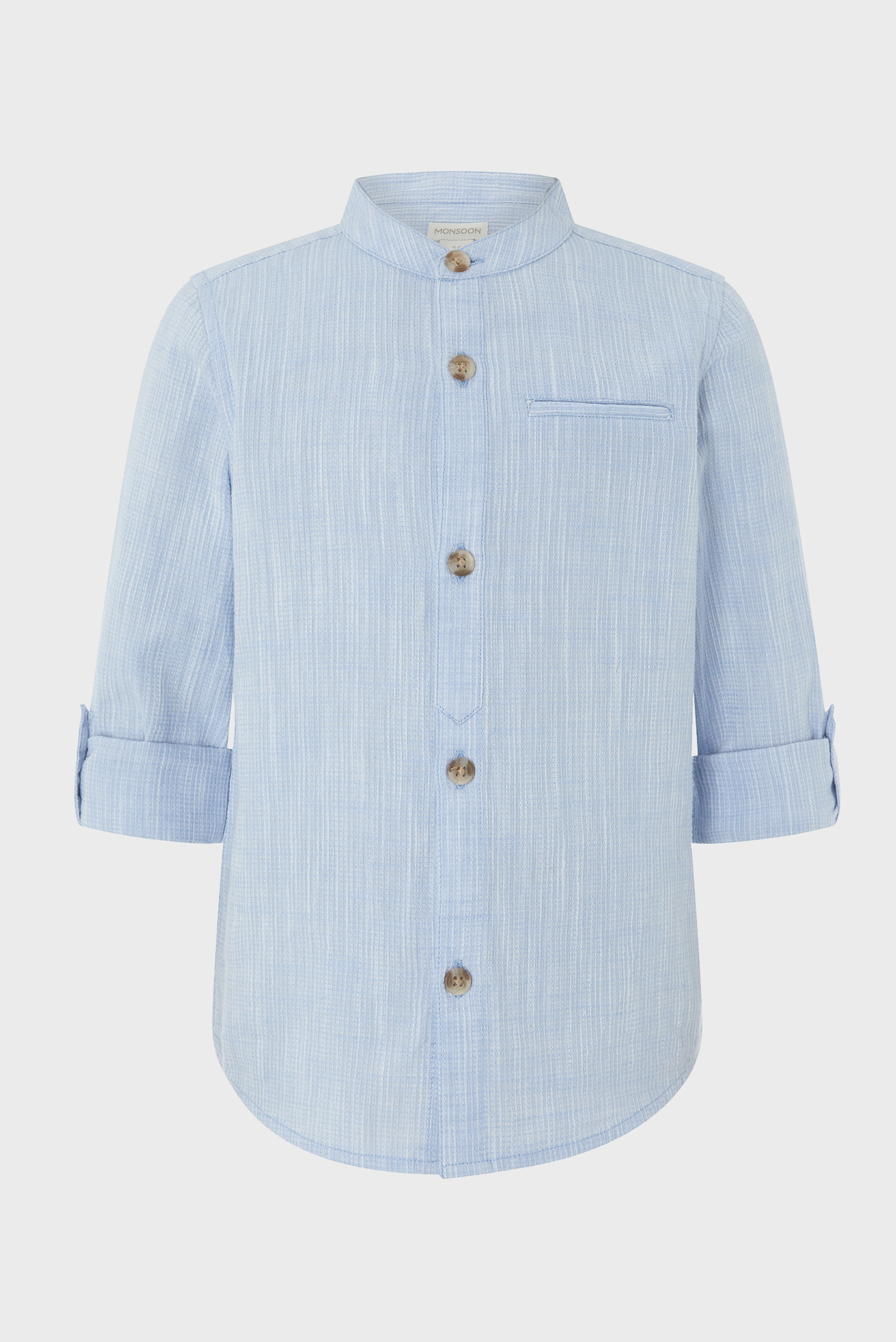 Купить Детская голубая рубашка Tristan Monsoon Children Monsoon Children 616677 – Киев, Украина. Цены в интернет магазине MD Fashion