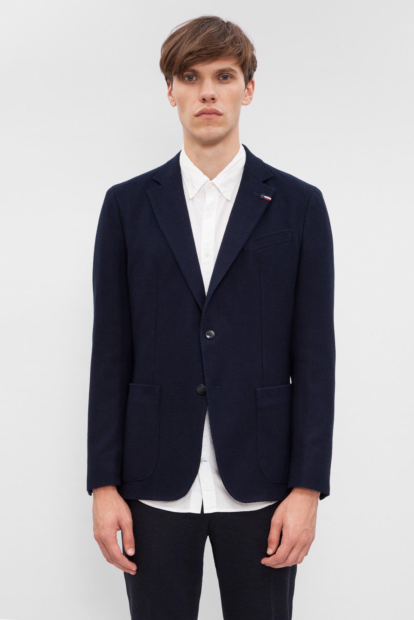 532c68541d6c Купить Мужской темно-синий пиджак Tommy Hilfiger Tommy Hilfiger TT0TT01138  – Киев, Украина. Цены в интернет магазине ...