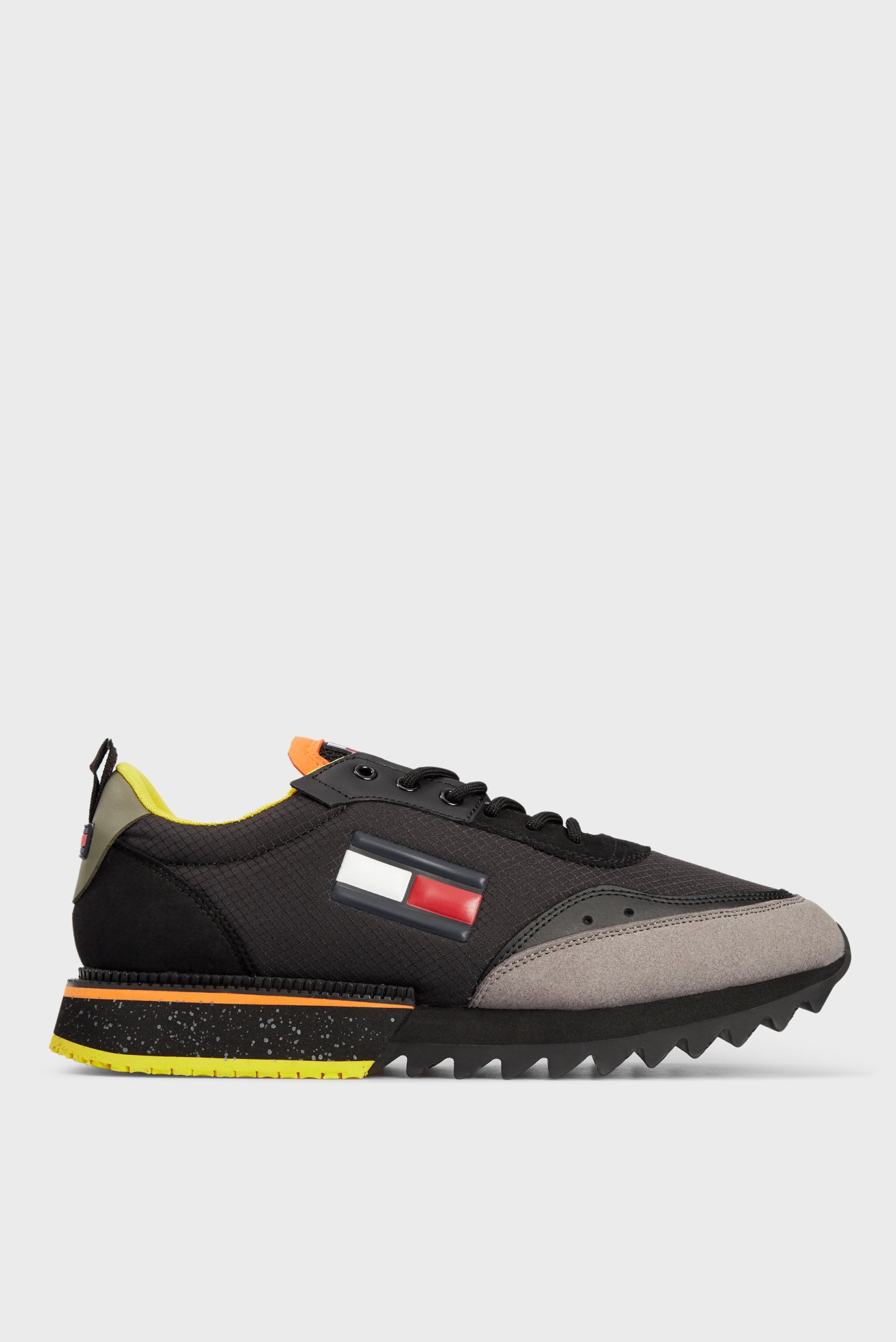 Мужские черные кроссовки CLEATED TJM RUNNER MIX 1