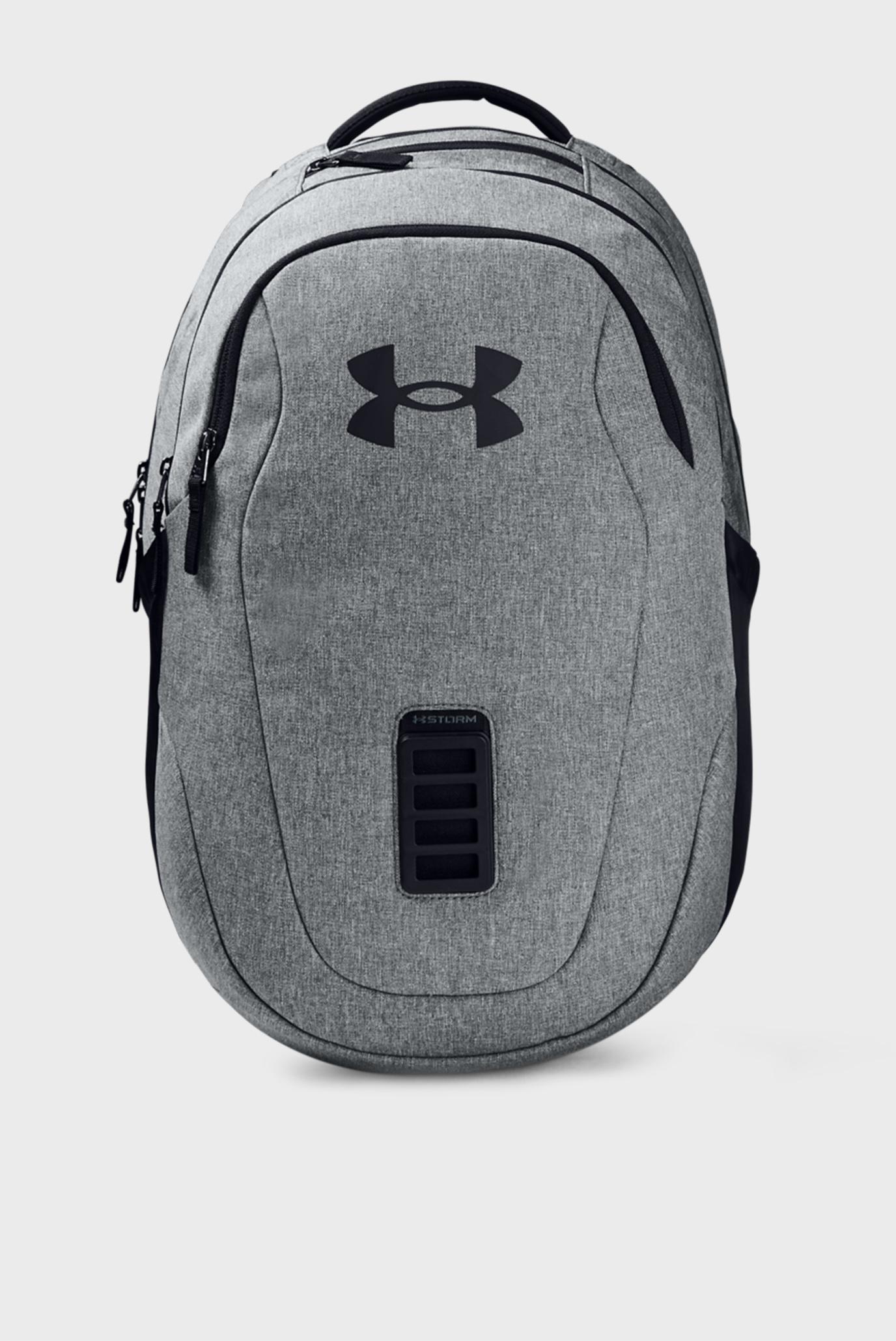 Чоловічий сірий рюкзак UA Gameday 2.0 1