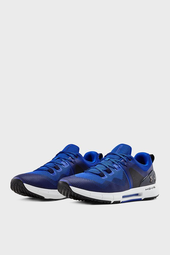Мужские синие кроссовки UA HOVR Rise