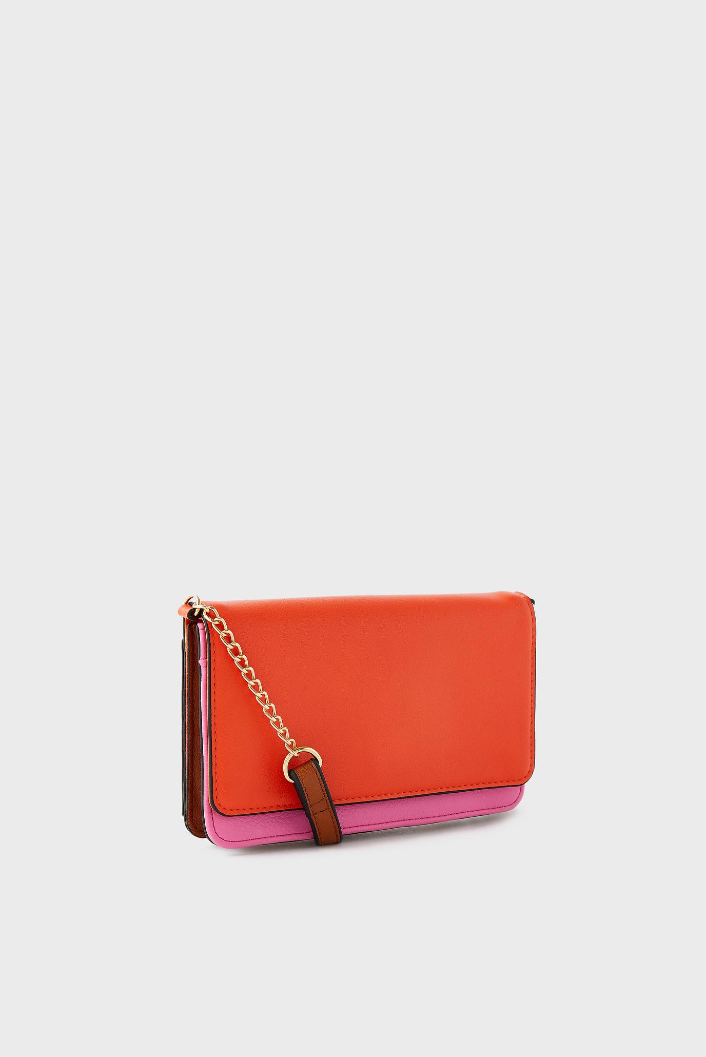 Женская красная сумка Pia Chain Purse 1