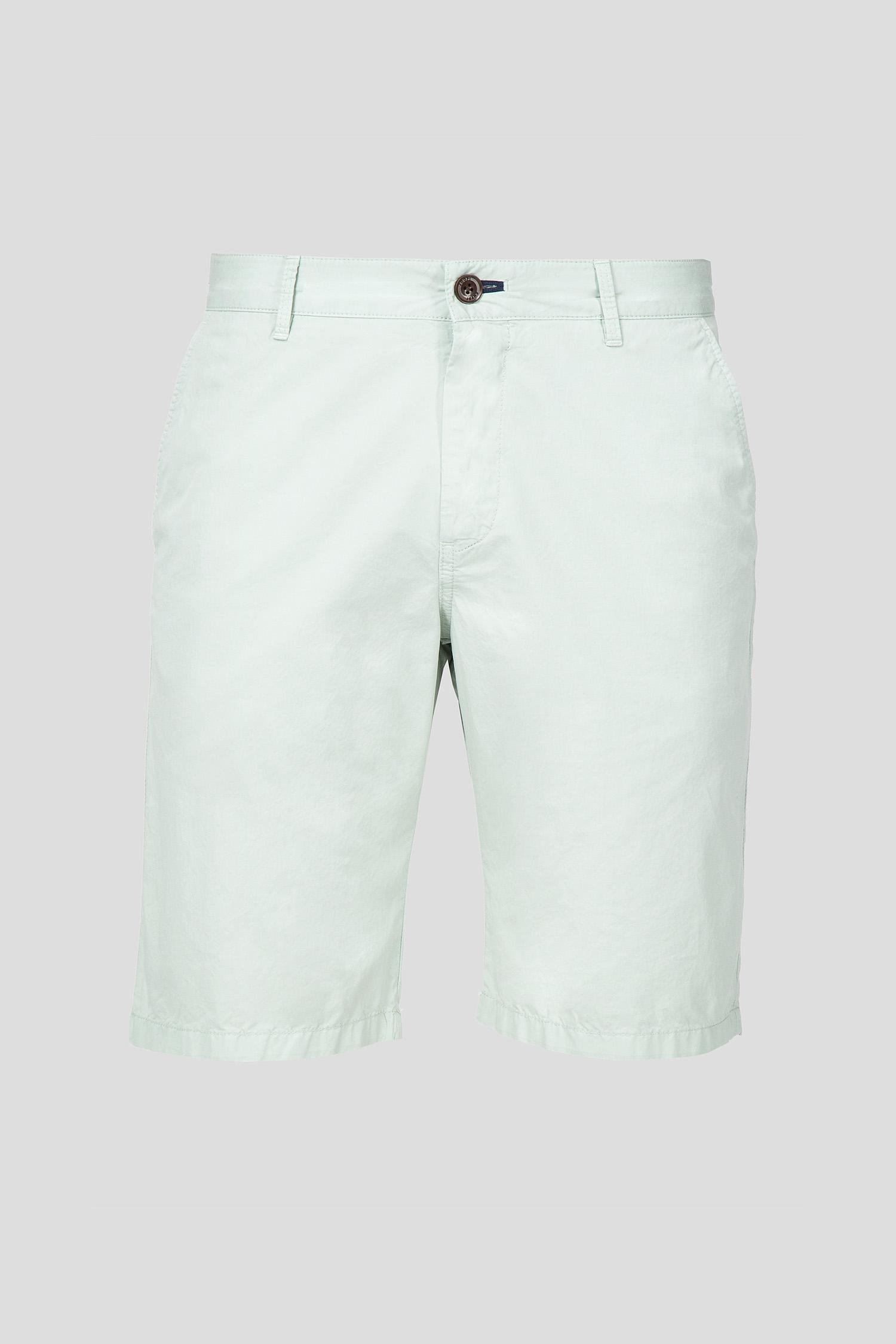 Мужские фисташковые шорты Joop