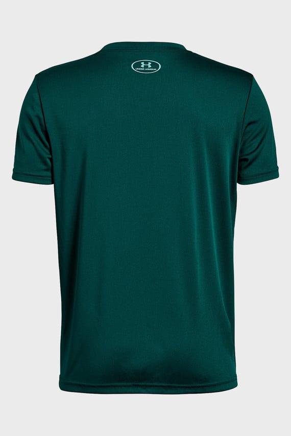Детская зеленая футболка Always Hungry