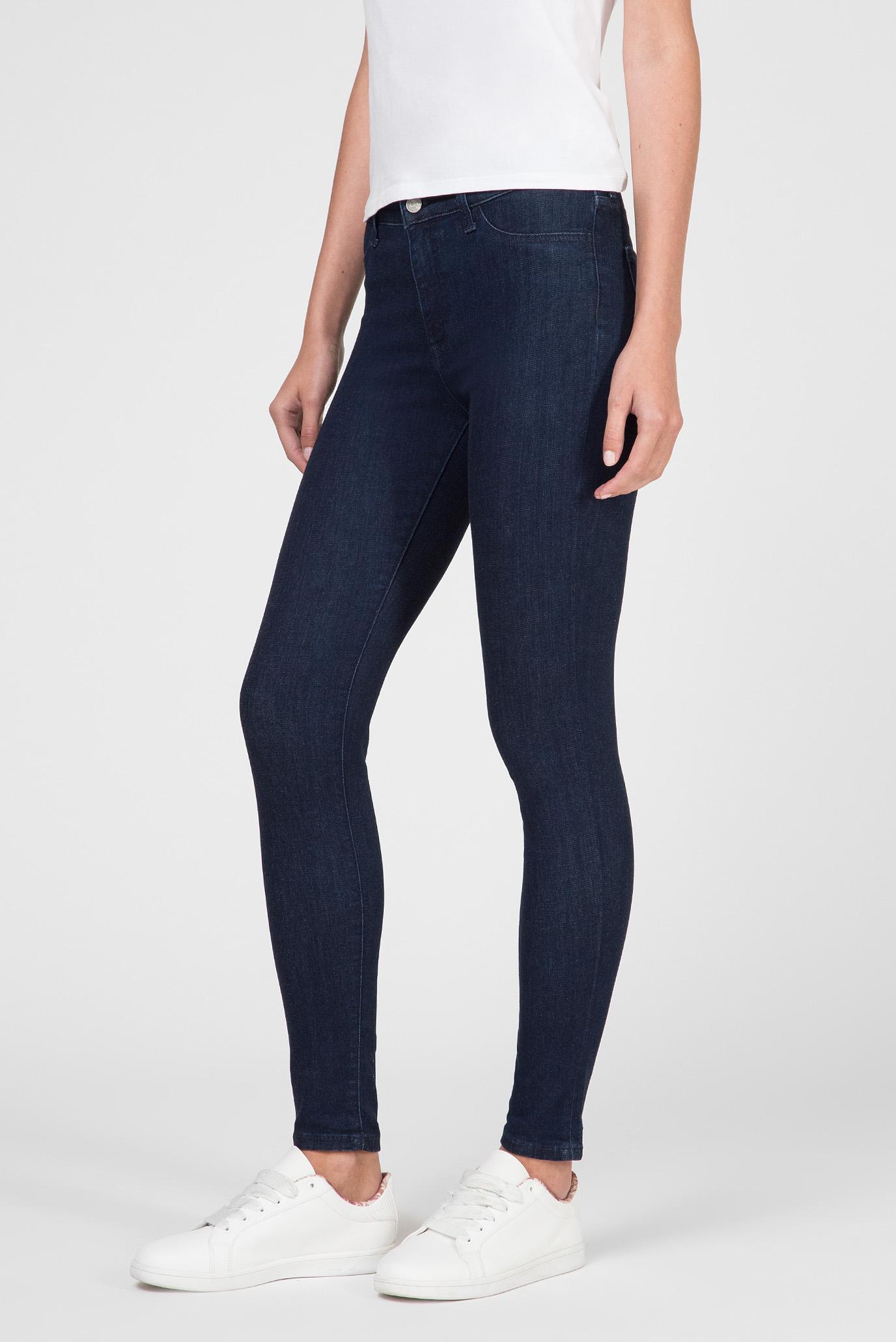 Жіночі темно-сині джинси SKINNY TRAVEL INDIGO 1