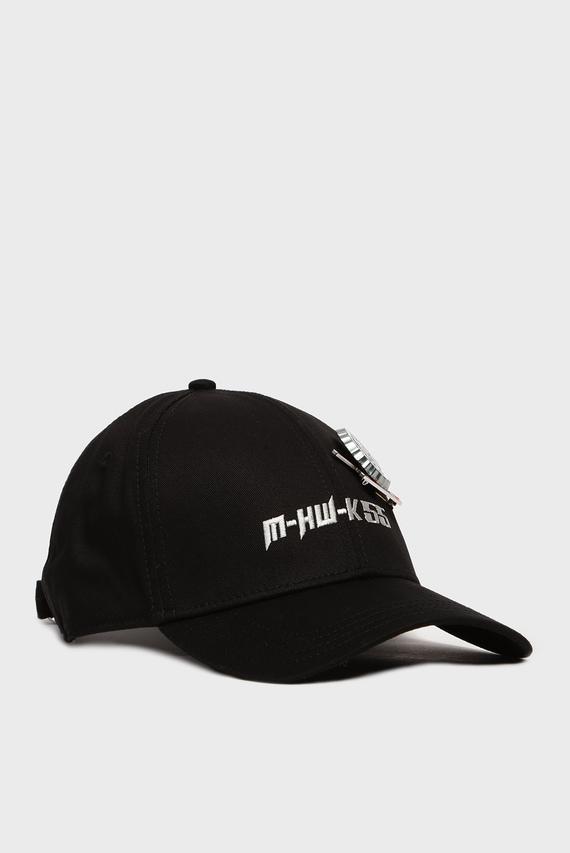 Черная кепка CNOVE CAPPELLO