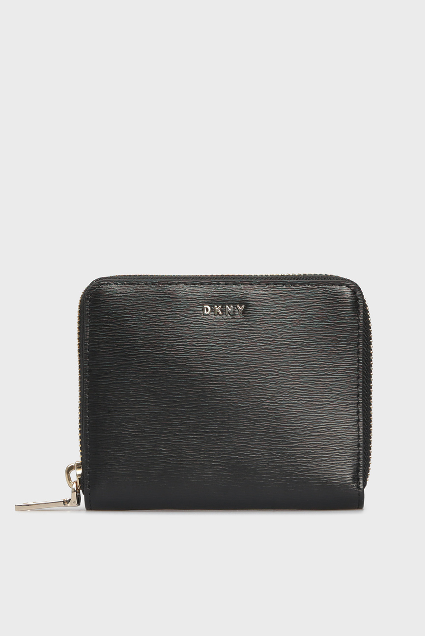 Женский черный кошелек BRYANT-SM