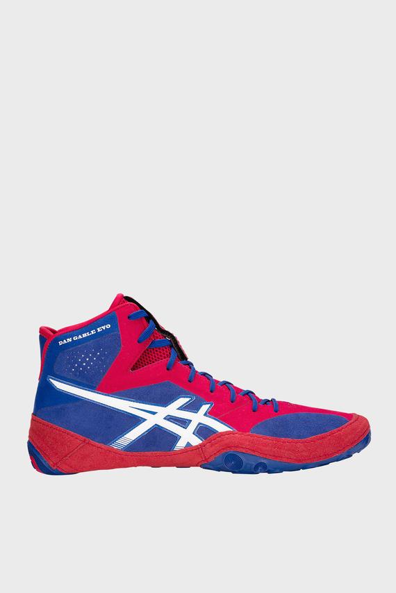 Мужские красные кроссовки для борьбы DAN GABLE EVO