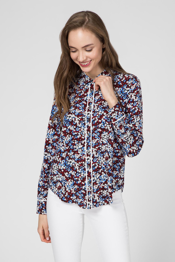 Женская блуза с принтом DANEE