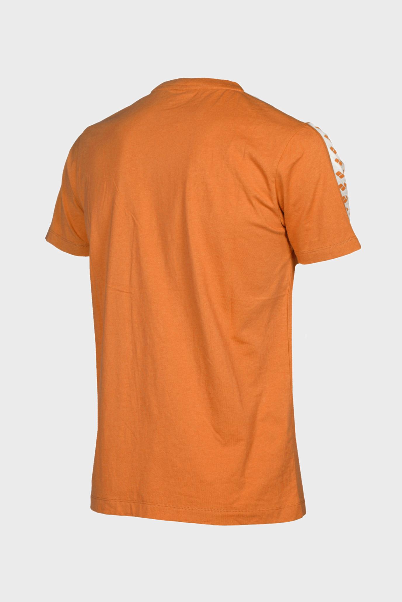 Купить Мужская оранжевая футболка TEAM Arena Arena 001231-341 – Киев, Украина. Цены в интернет магазине MD Fashion