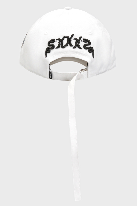 Белая кепка COTIGRE