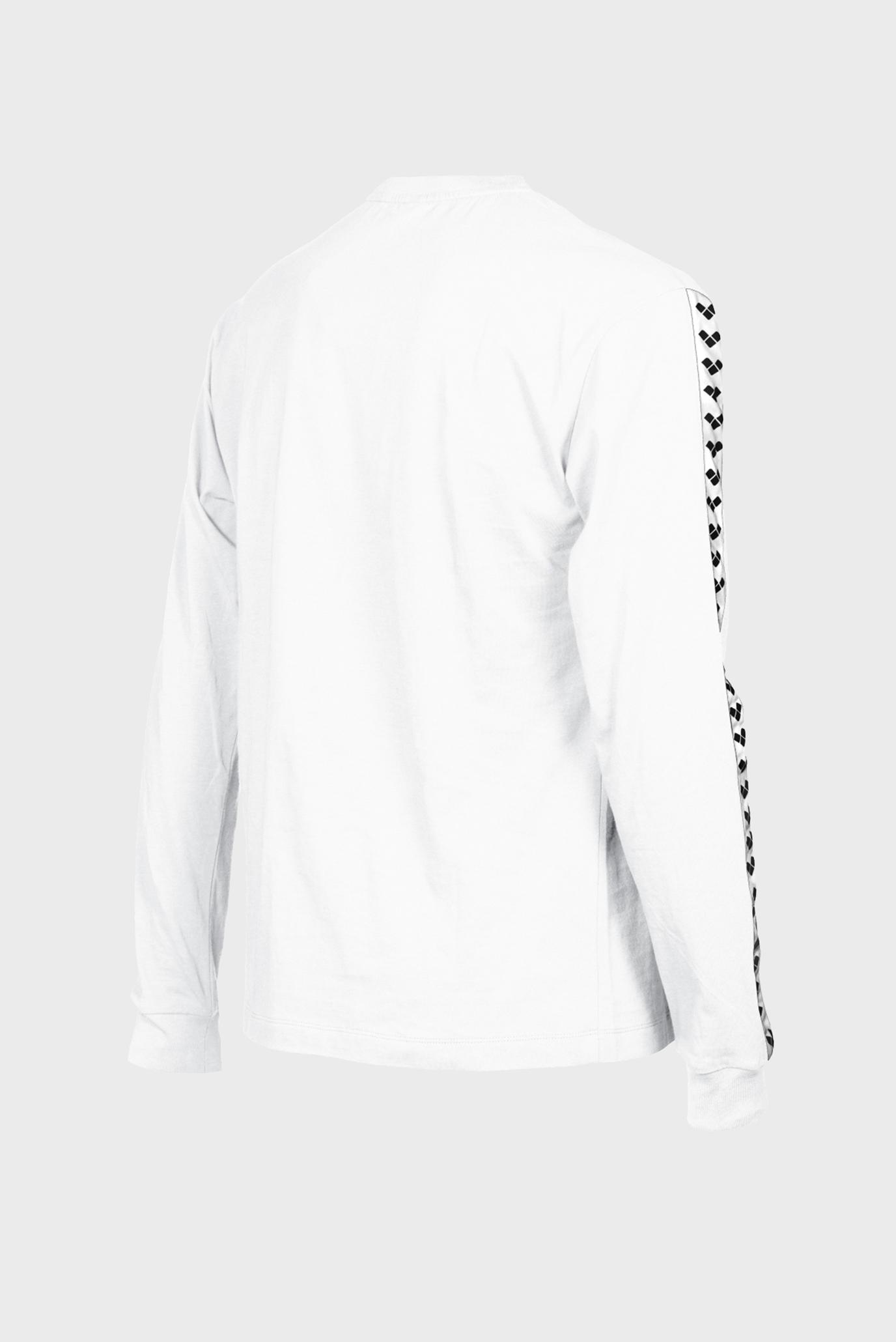 Купить Мужской белый лонгслив LONG SLEEVE SHIRT TEAM Arena Arena 001784-101 – Киев, Украина. Цены в интернет магазине MD Fashion