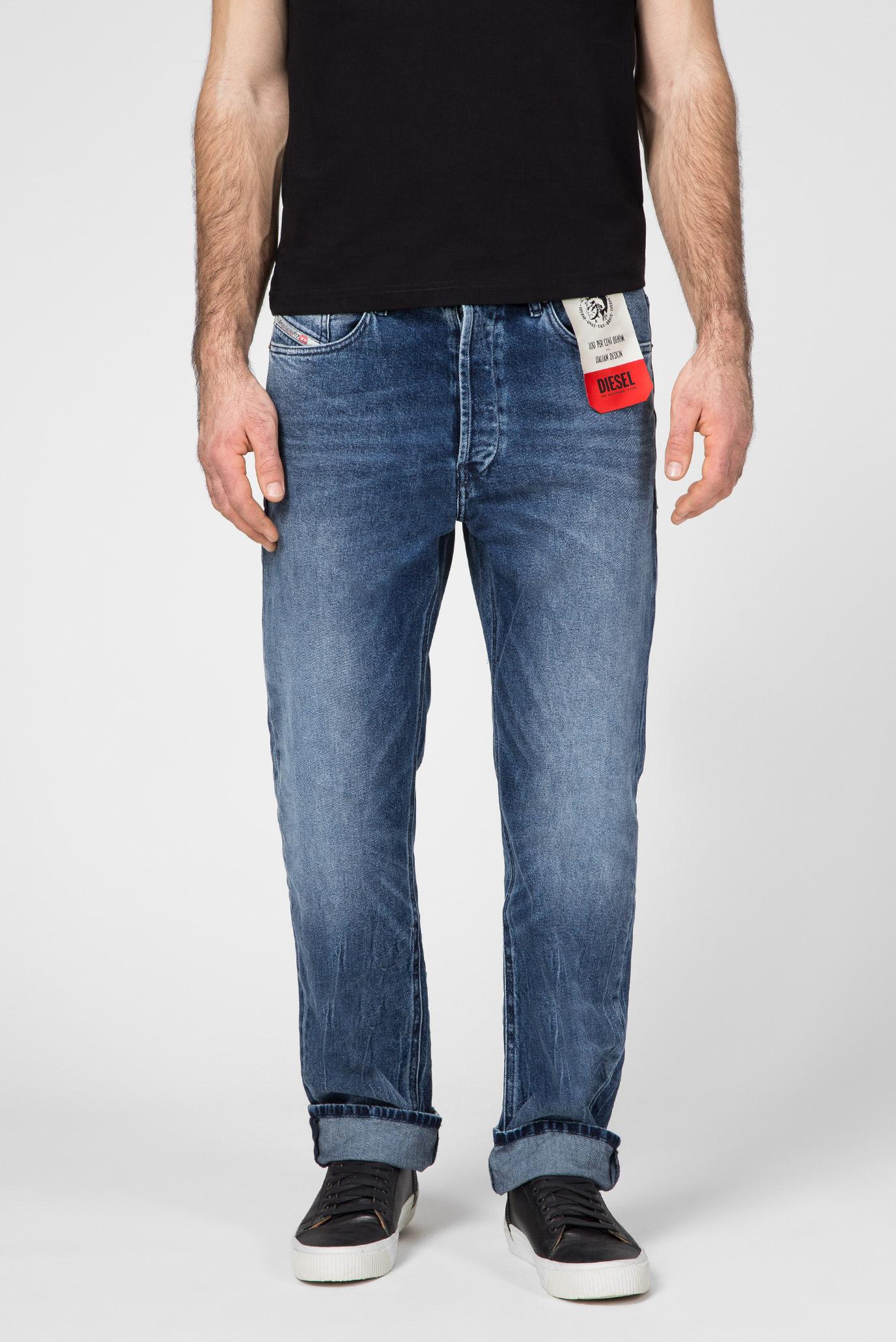 Чоловічі сині джинси D-MACS 1