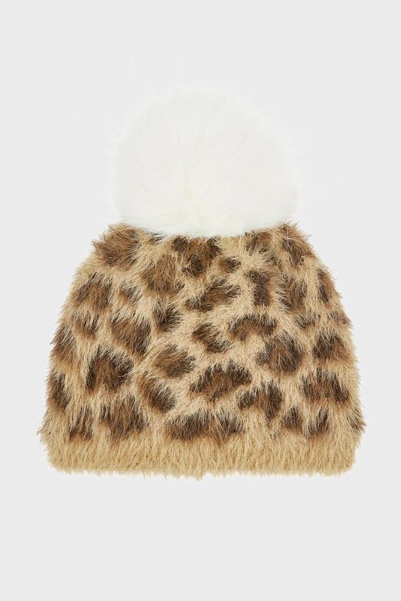 Детская шапка LUCY LEOPARD HAT