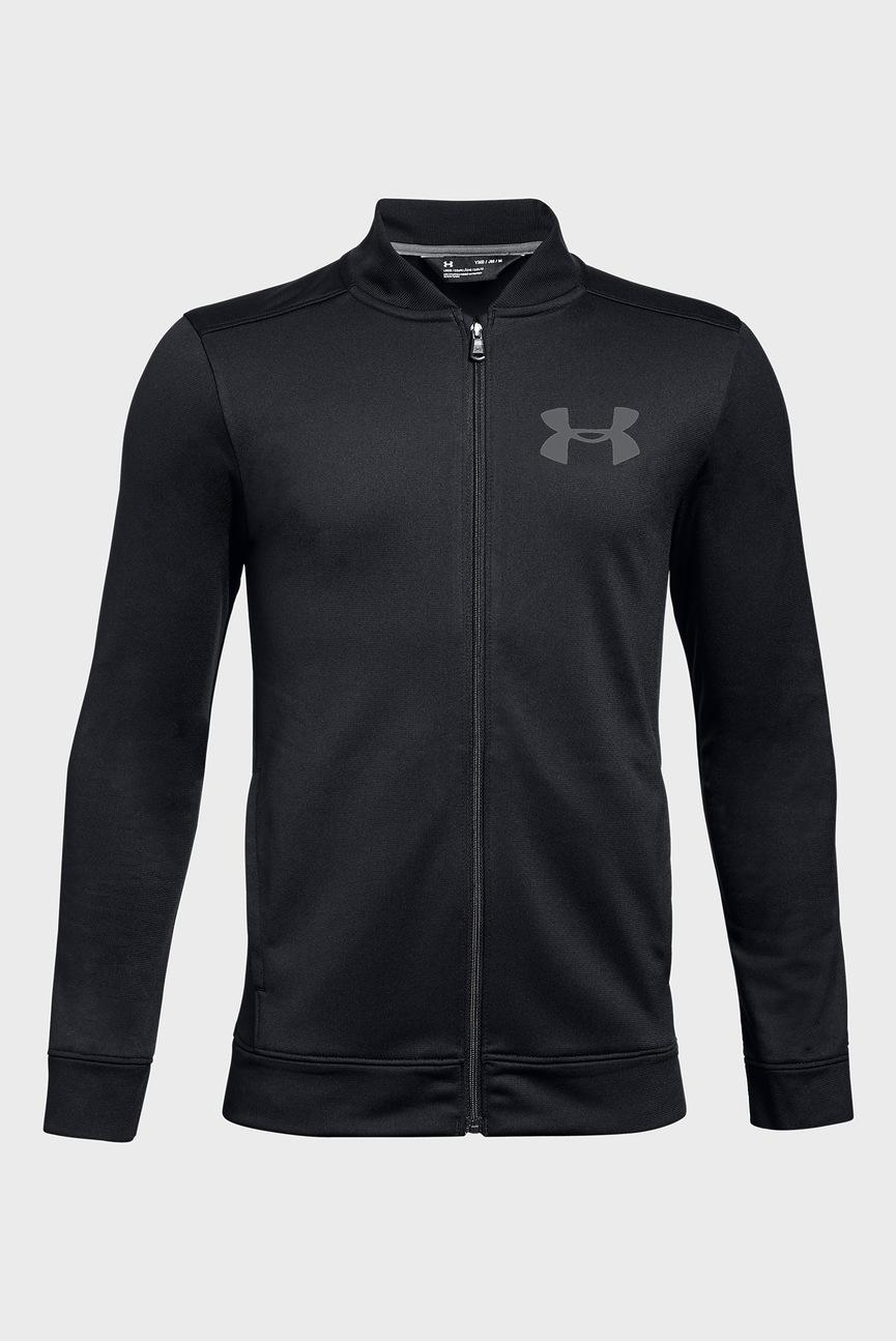 Детская черная спортивная кофта Pennant Jacket 2.0