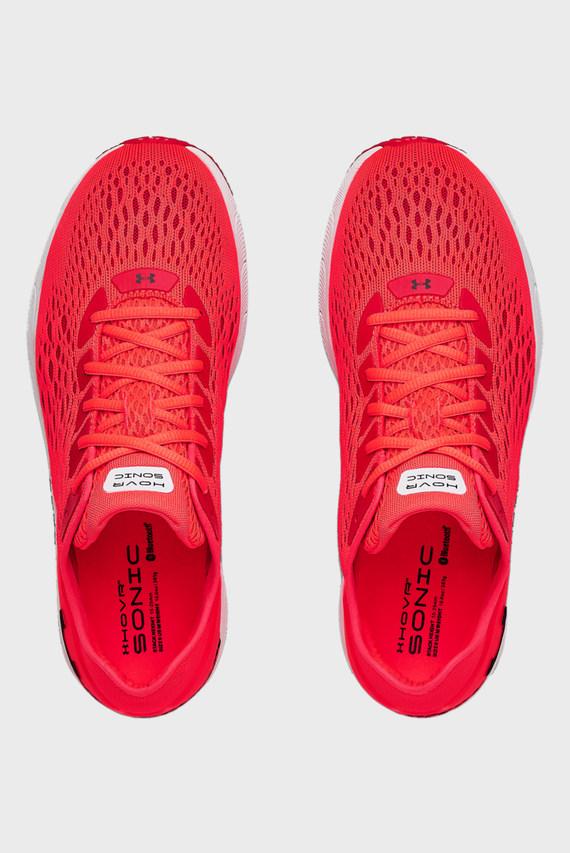 Мужские красные кроссовки для бега UA HOVR Sonic 3