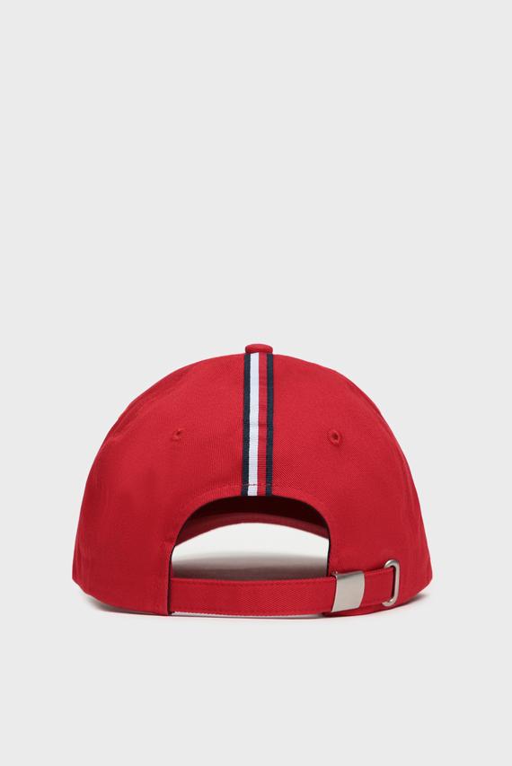 Мужская красная кепка TH ELEVATED