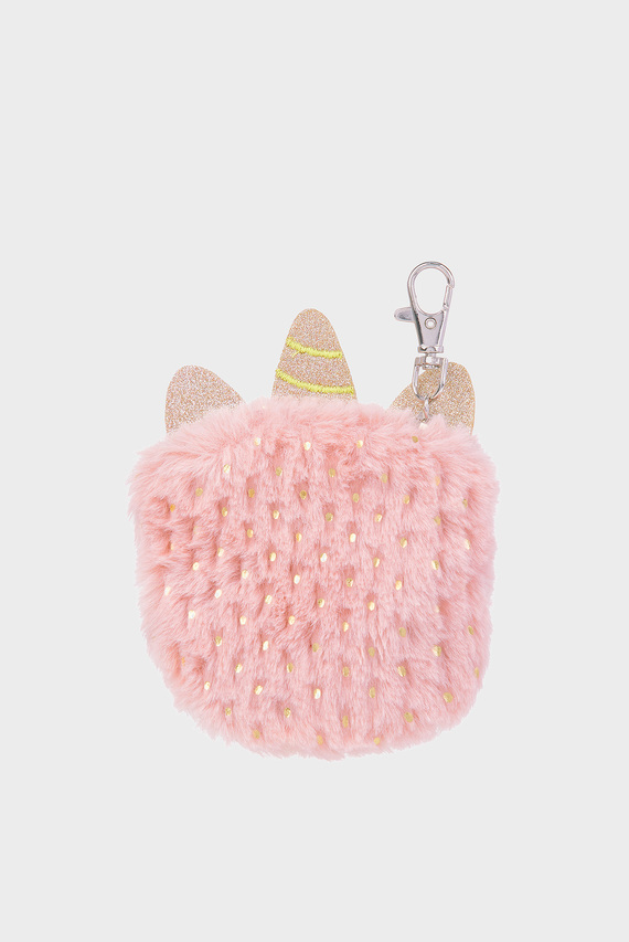 Детская розовая сумка Ombre dash Unicorn p