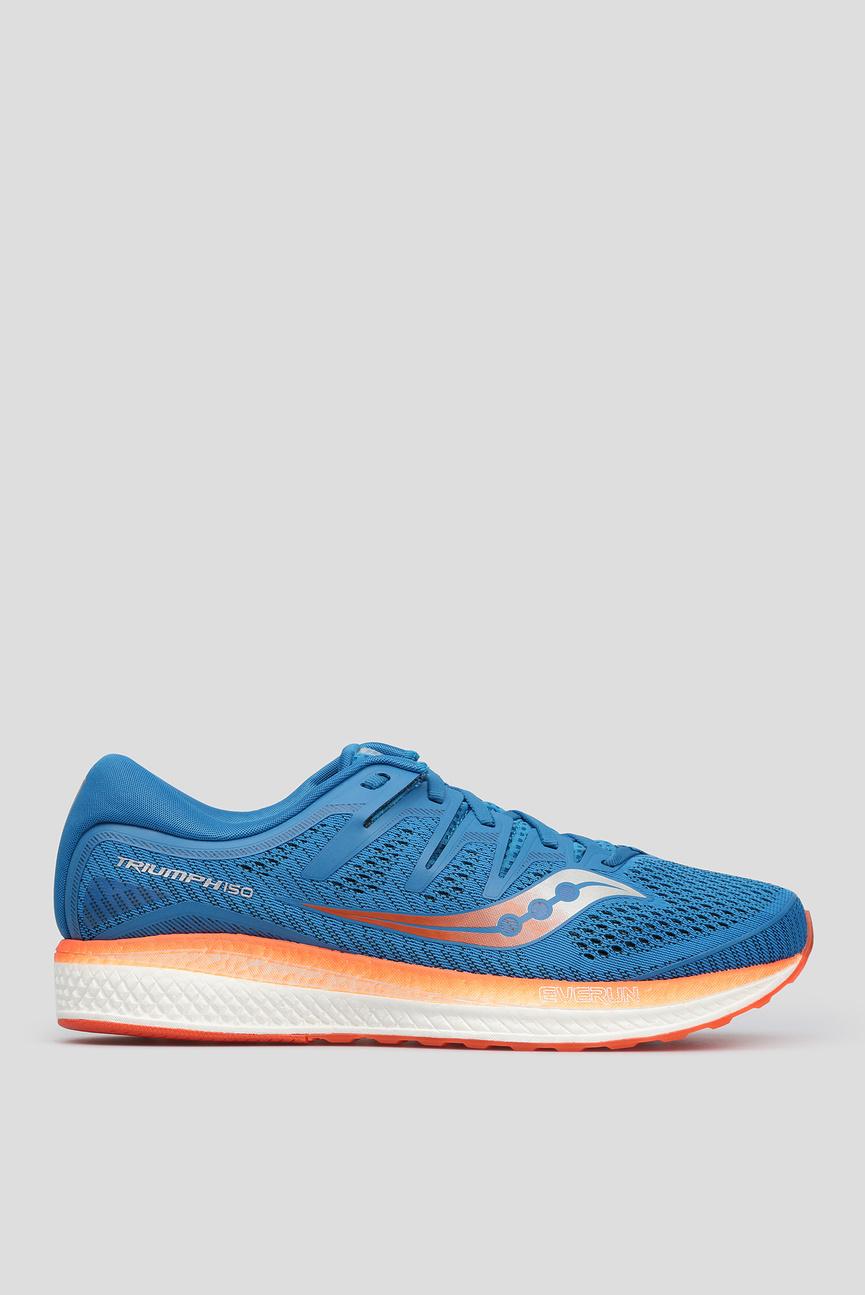 Мужские голубые кроссовки TRIUMPH ISO